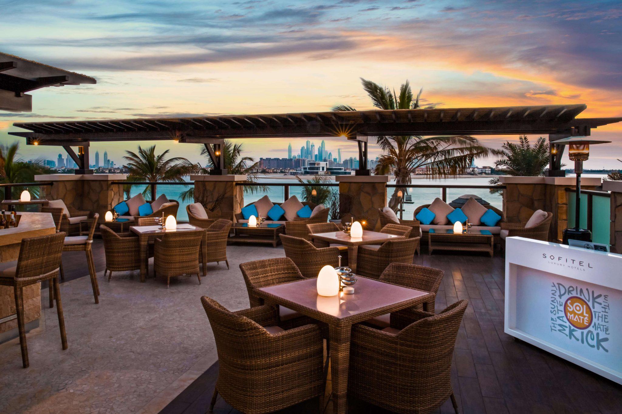 فندق سوفيتل دبي النخلة