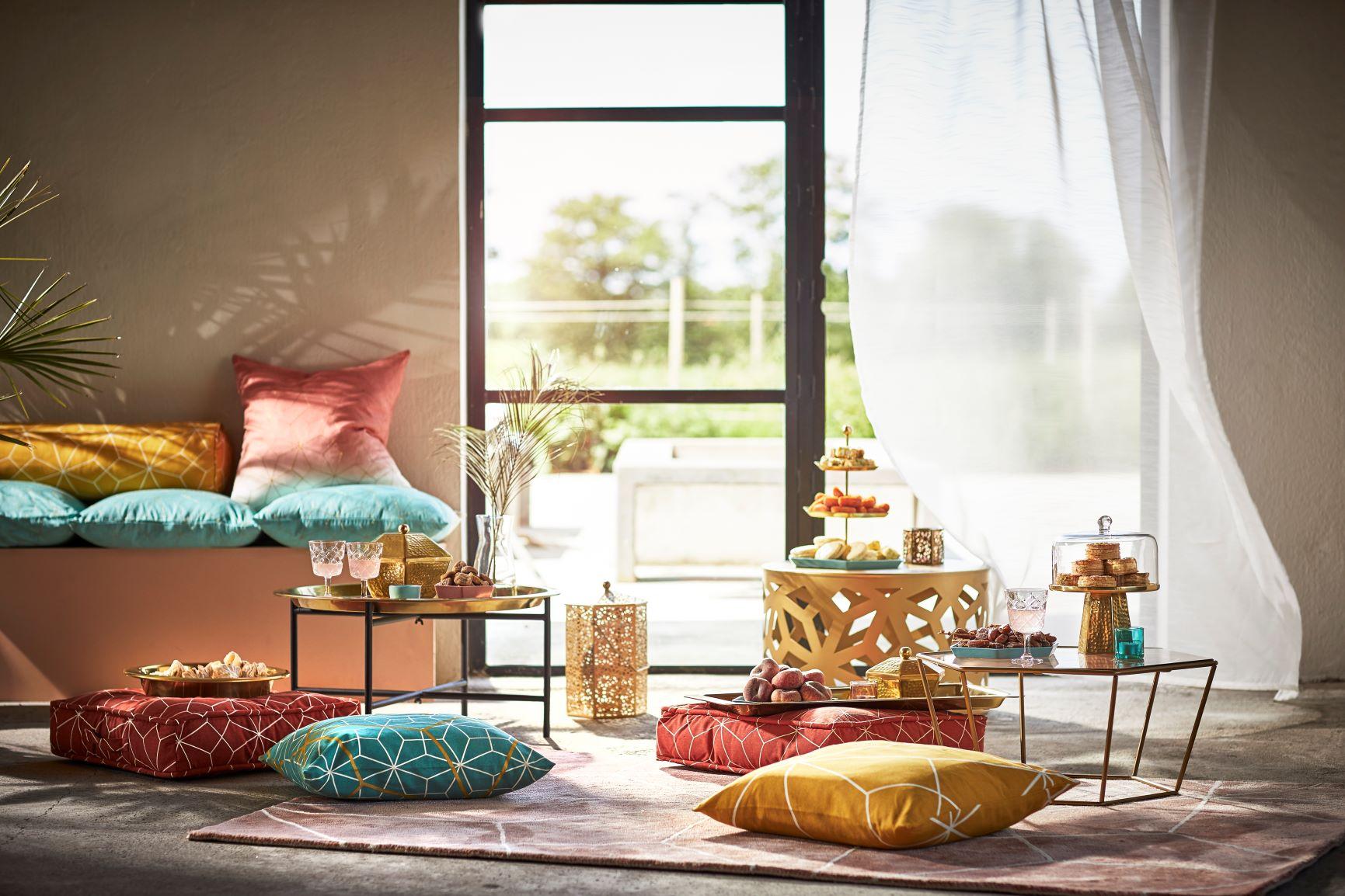 ايكيا تعرض تشكيلة أثاتLJUVالجديدة الخاصة بشهر رمضان 2020