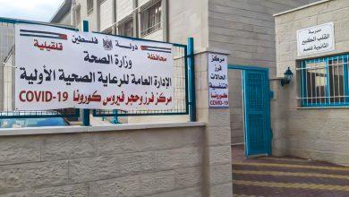 صورة مؤسسة القلب الكبير تفتتح مدرستها في قلقيلية لحجر الحالات المصابة بكورونا