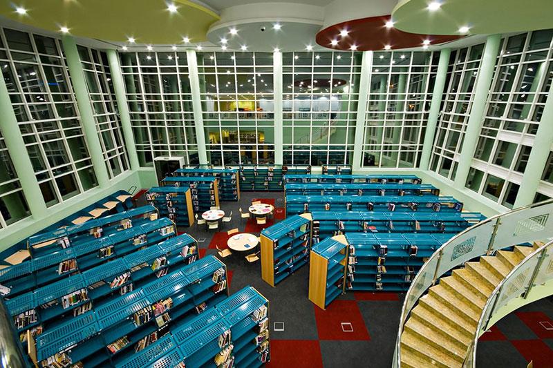 مكتبة المنخول