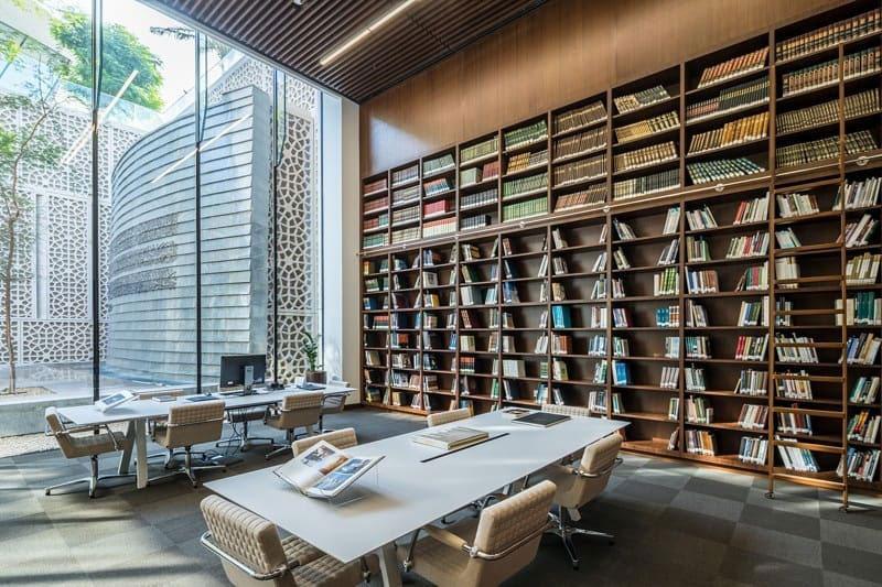 مكتبة متحف الاتحاد