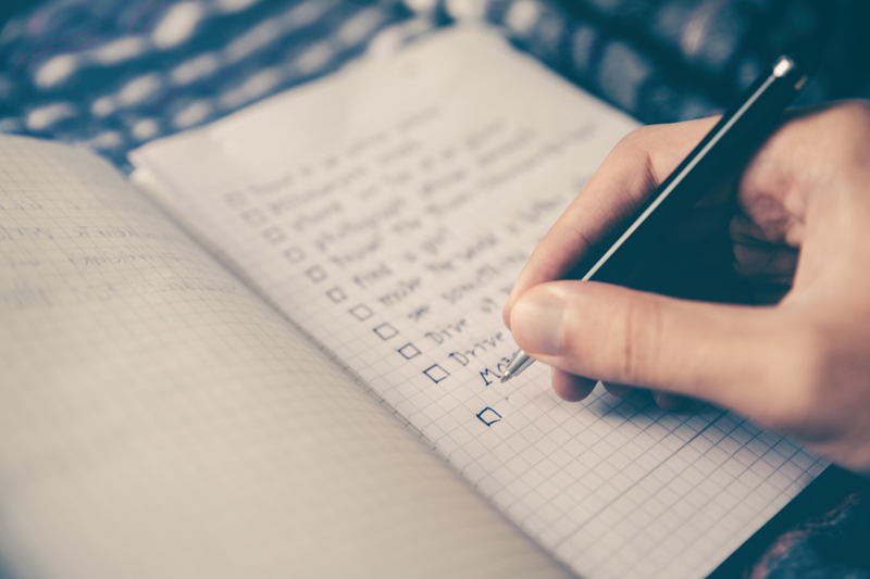 قائمة أهداف