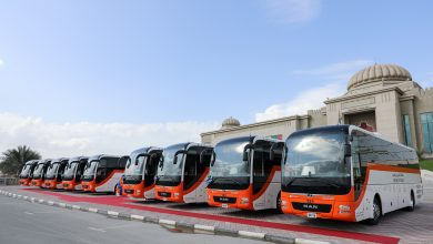 Photo of إيقاف عمل حافلات النقل بين المدن والمواصلات العامة في الشارقة