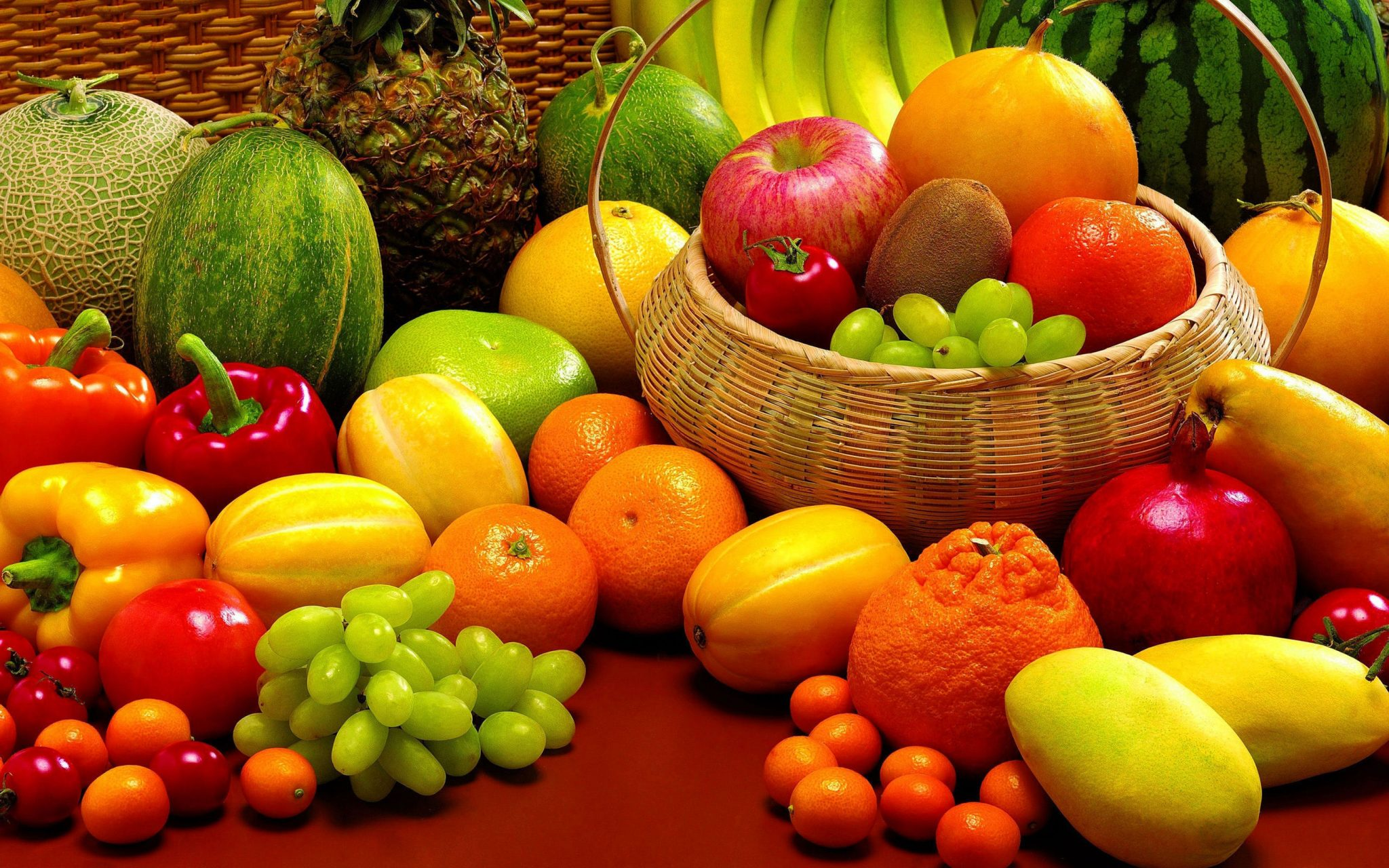 الفواكه الطازجة