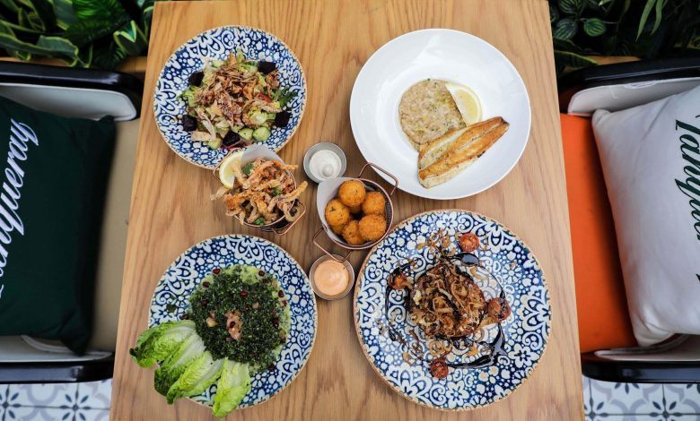 مطعم أنتيكا بار