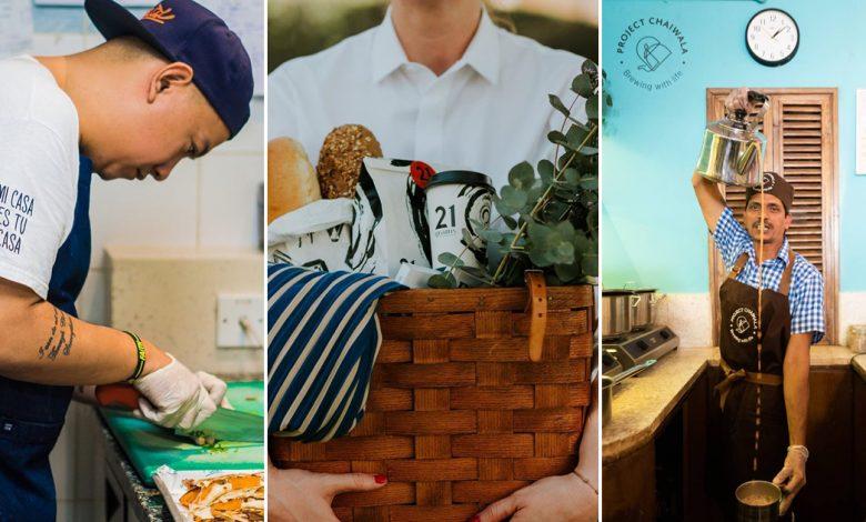 القائمة الثانية : أهم المطاعم التي تقدم خدمة توصيل الطعام في دبي