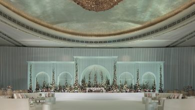 صورة سانت ريجيس أبوظبي الوجهة الأمثل لإقامة حفلات الزفاف الفاخرة