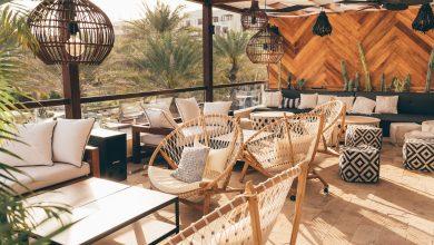 صورة نظرة على لاونج شالا الشاطئي في بارك حياة أبوظبي