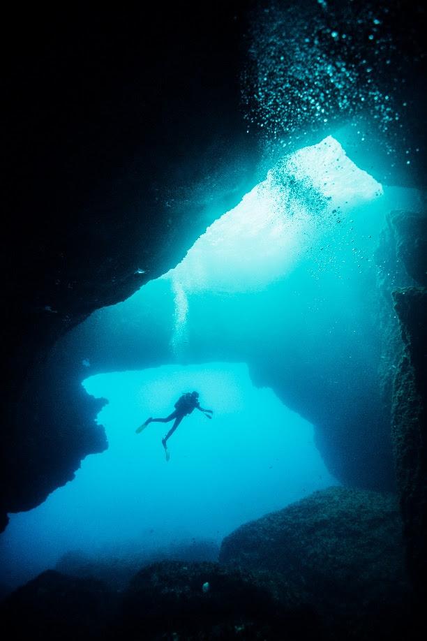 ممارسة الغوص في مالطا