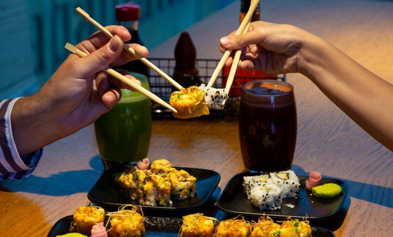 wagamama sushi