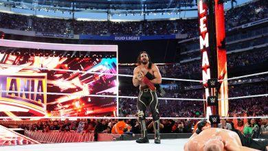 صورة دبي تحتضن عروض WWE بتقنية ثاندردوم الجديدة طوال أغسطس 2020