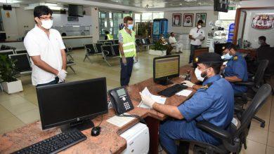 Photo of مركز جمارك جبل علي يعتمد الخدمات الذكية لإنجاز المعاملات