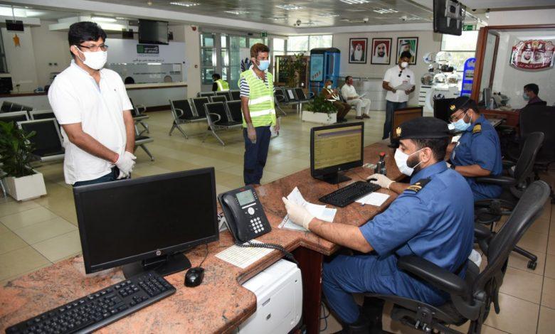 مركز جمارك جبل علي يعتمد الخدمات الذكية لإنجاز المعاملات