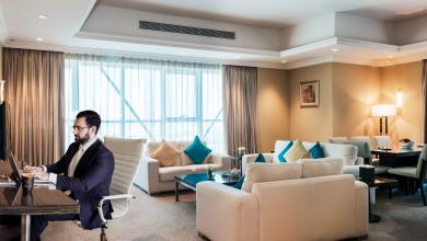 مجموعة فنادق ومنتجعات جنة تطلق باقة المكتب الفندقي الحصرية