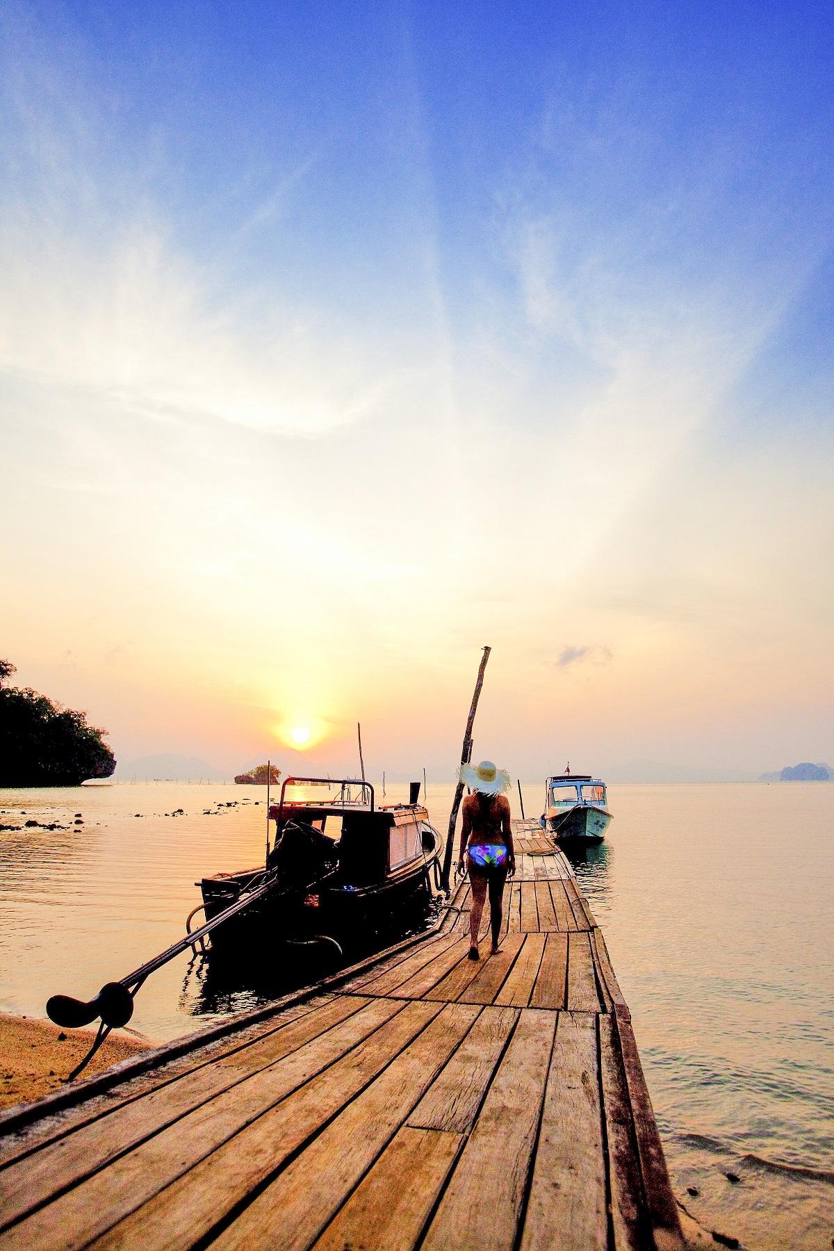 السياحة التايلاندية