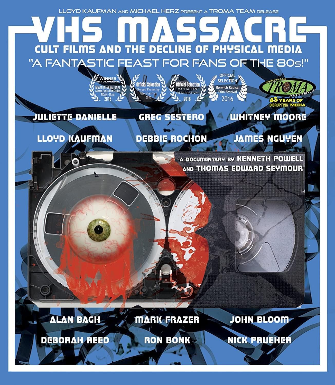 فيلم VHS MASSACRE