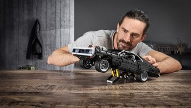 ليغو تطلق مجموعة سيارات ليغو مستوحاة من أفلامFast & Furious