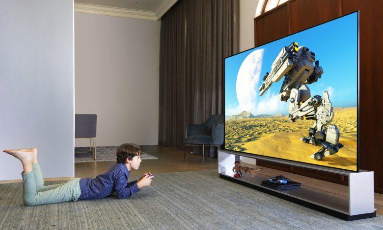 أجهزة التلفزيون بتقنية OLED