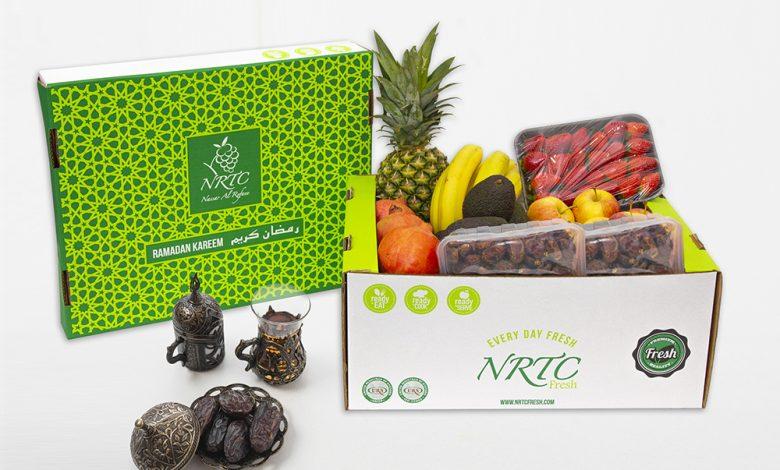 إن ار تي سي فريش يطلق صندوق رمضان المميز 2020