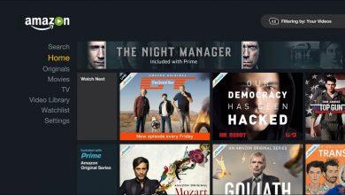 صورة خدمة أمازون برايم تقدم مجموعة استثنائية من العروض والأفلام الترفيهية للشهر المقبل