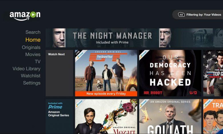 خدمة أمازون برايم تقدم مجموعة استثنائية من العروض والأفلام الترفيهية للشهر المقبل