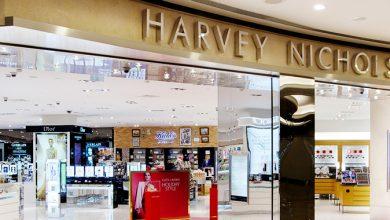 صورة خدمة التسوق عبر الواتساب من هارفي نيكلز دبي