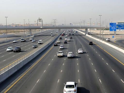 طريق الشيخ محمد بن زايد