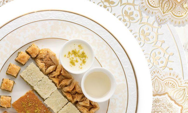 فندق قصر الإمارات يقدم وجبات إفطار رمضانية للتوصيل المنزلي