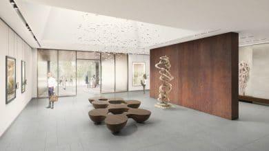 صورة شركةإلينغتون العقارية تنظم أول معرض لها مخصص للفنون في دبي