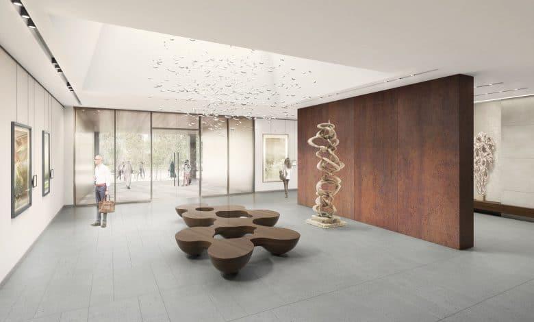 شركةإلينغتون العقارية تنظم أول معرض لها مخصص للفنون في دبي