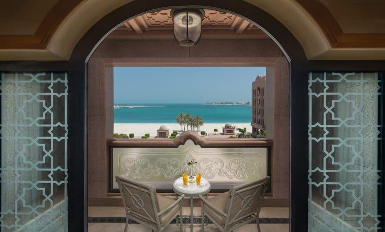 Emirates Palace – Diamond Room Balcony
