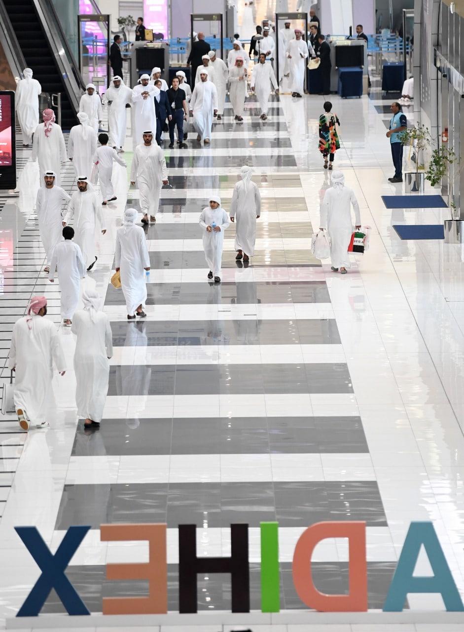 معرض أبوظبي الدولي للصيد والفروسية 2020