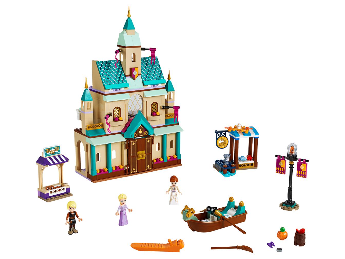 مجموعة LEGO® Disney Frozen II