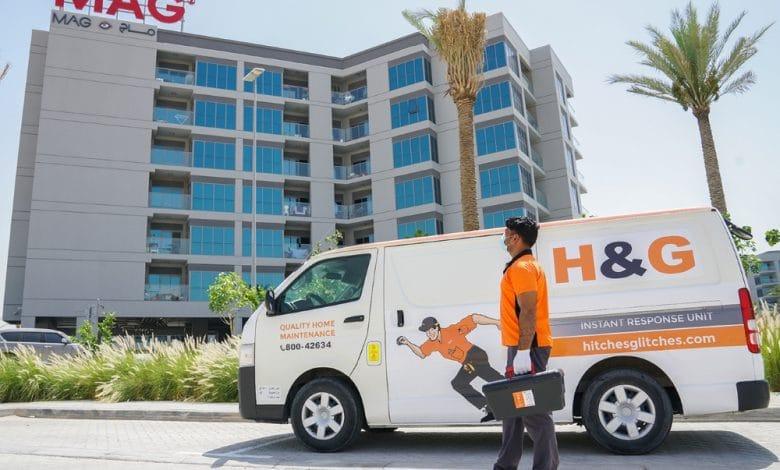 إطلاق منصة ذكية لخدمات الصيانة المنزلية في مشروع ماج 5 بوليفارد