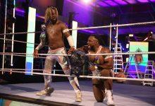 Photo of شبكة WWE تطلق عرضاً جديداً تحت عنوان حجرة ورقة مقص