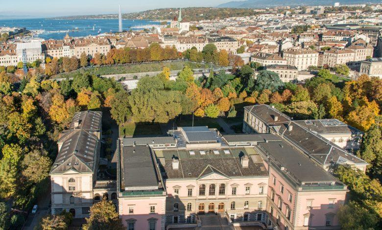 مدينة جنيف تعيد الإفتتاح بشكل تدريجي لإستقبال الزوار مرة أخرى