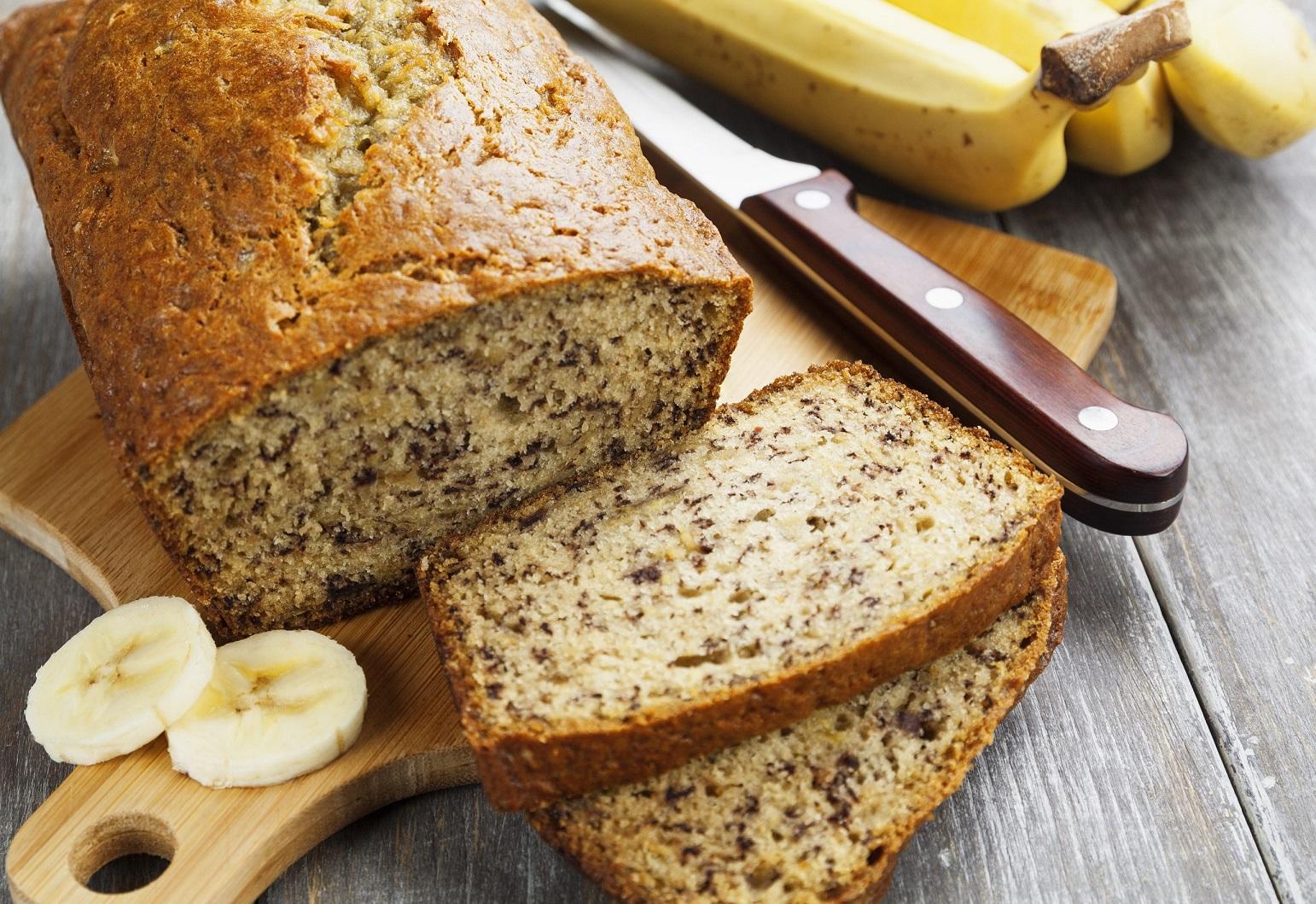 خبز الموز الأيرلندي