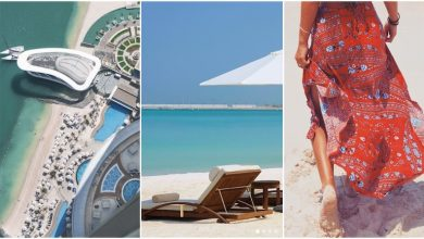 صورة أبرز شواطئ الفنادق التي أعادة إفتتاح أبوابها رسمياً في أبوظبي