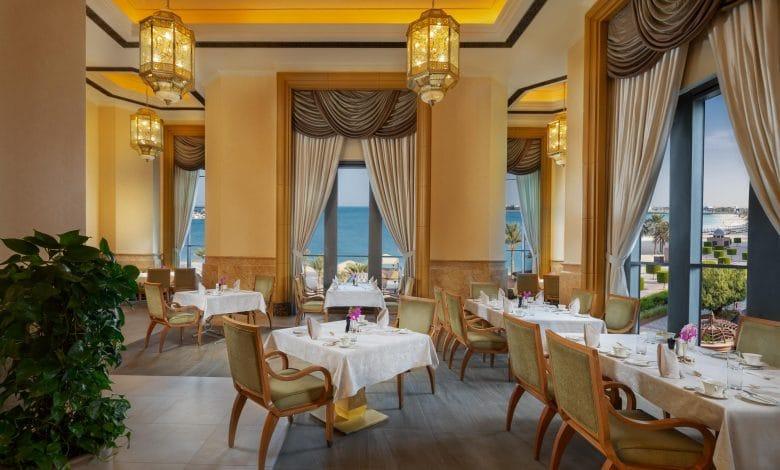 تلذدوا بأروع الأطباق الشرق أوسطية الراقية في مطعم لو فاندوم