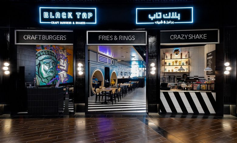 Fourth Dubai venue – and the first in-mall outlet – features two milkshake counters, extended shake options and customisable orders