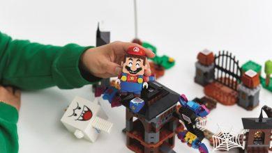 صورة تعرف على كامل منتجات مجموعة LEGO® Super Mario™ الجديدة