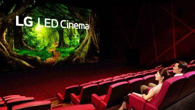 Photo of إفتتاح أوّل قاعة سينما مجهزة بتقنية شاشة LEDالسينمائية في العالم