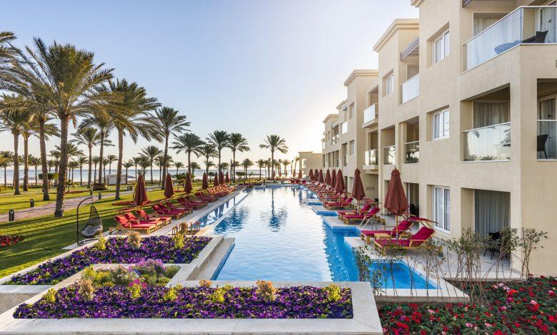 مجموعة فنادق ومنتجعات ريكسوس تستعد لإعادة إفتتاح فنادقها في مصر