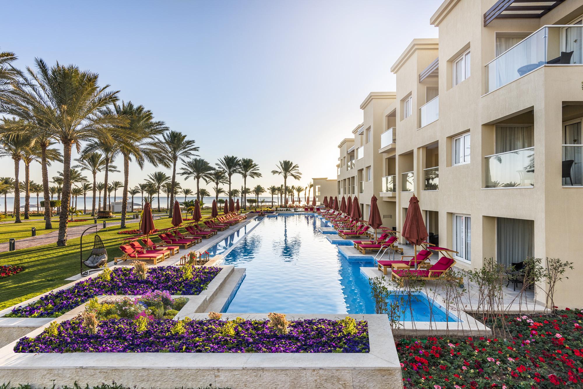 فنادق ومنتجعات ريكسوس في مصر
