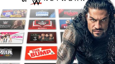 مؤسسة WWEتطلق الإصدار المجاني لشبكةWWE لجميع الأجهزة