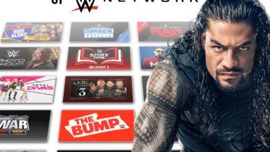 Photo of مؤسسة WWEتطلق الإصدار المجاني لشبكةWWE لجميع الأجهزة
