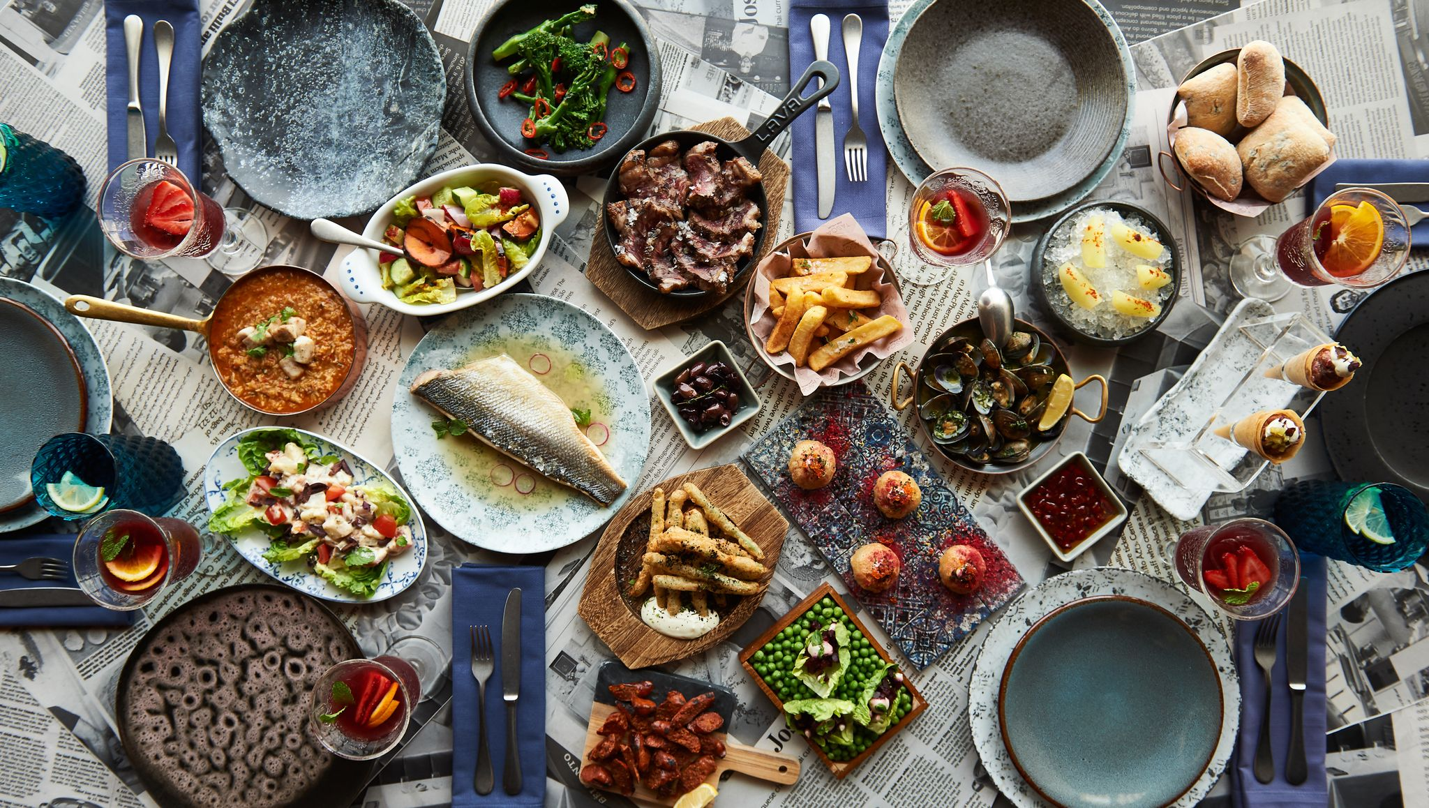 مطعم تاشكا