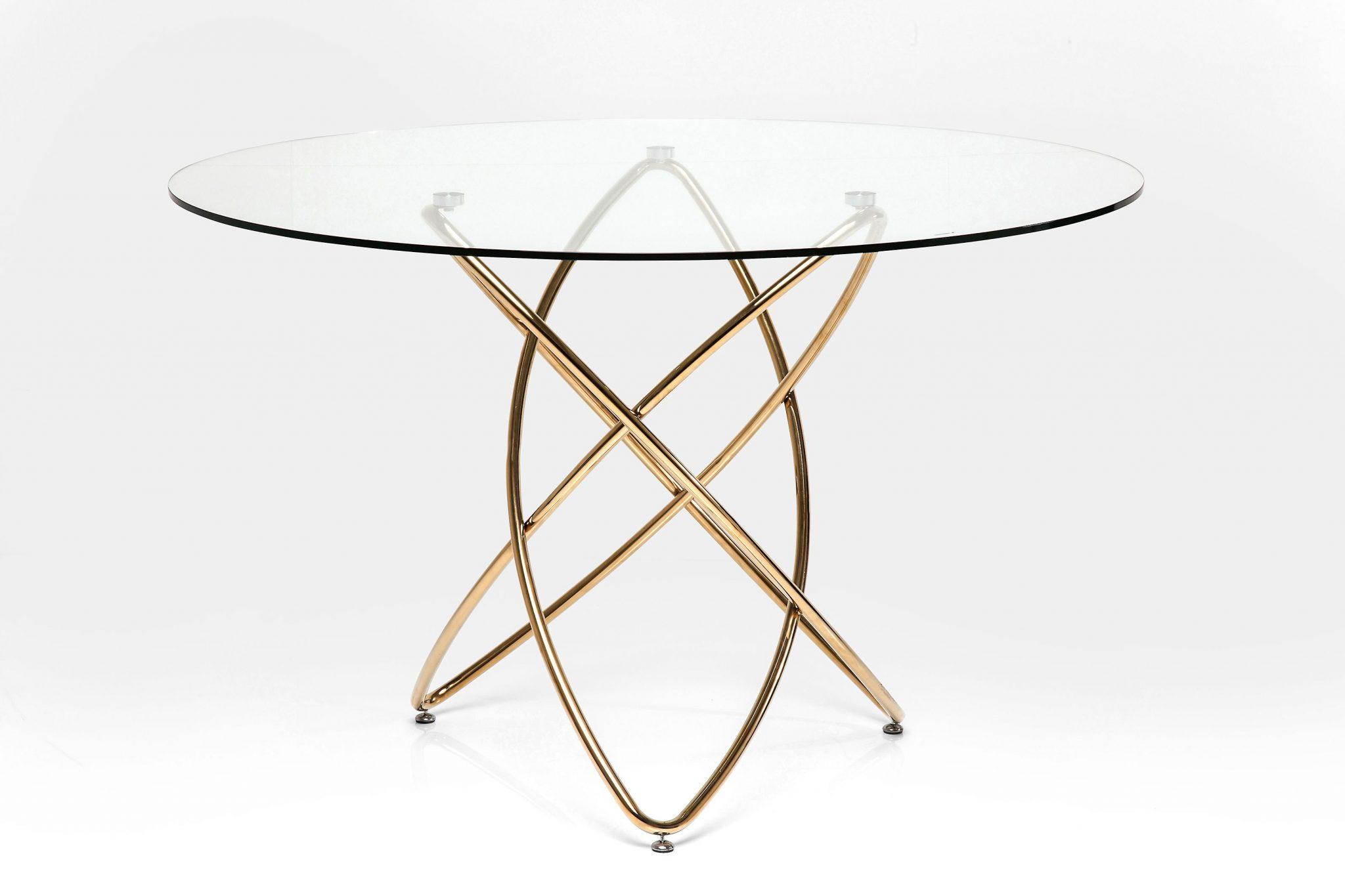طاولة ذهبية موليكولار