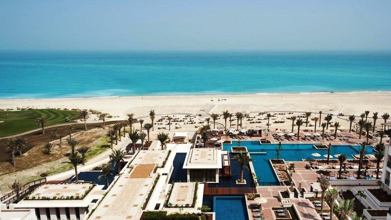 شاطئ سان ريجيس أبوظبي