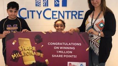 صورة مفاجآت صيف دبي تقدم فرصة الفوز بلقب شير مليونير لستة محظوظين